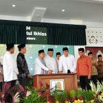 Peresmian Penggunaan Masjid Baitul Ikhlas Islamiyah
