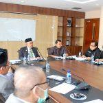 Rakor Plt Gubri di Badan Penanaman Modal & Promosi Daerah
