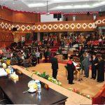 Paripurna Pengucapan Sumpah janji Pimpinan DPRD Prov Riau 2014-2019