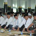 Maulid Nabi S.A.W di Masjid Agung Annur