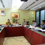 Pertemuan dengan Ombusmen RI perwakilan Prov Riau