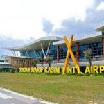 Kabut Asap Menipis, Penerbangan di Bandara SSK II Kembali Normal