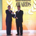 Bank Riau Kepri Raih Patinum Trophy dari Majalan Infobank