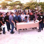 Pekerja MIGAS Alumni 20 Perguruan Tinggi Tandatangani Pernyataan Sikap