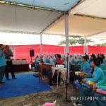 Chevron Taja Safety Goes To School di SMAN 4 Mandau