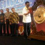 Prof Dr HM Ahman Sya: Kunci Sukses Kepariwisataan Indonesia, Kekompakan dan Semangat Tinggi