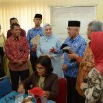 Gubri, Direksi BRI Tinjau Pelatihan Keterampilan Disabilitas Masyarakat Ekonomi Lemah