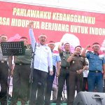 Orasi Kebangsaan Oleh Forkopinda Prov Riau, Parade Budaya & Puisi, Doa Lintas Agama
