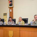 Kembalikan Fungsi TNTN, Gubri Gelar Rapat Revitalisasi Sekejen KLHK