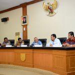 Pertemuan Komisi II DPR RI Dengan Prov Riau