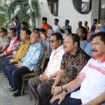 Gelar Pamit dan Pengukuhan Tim Riau Marching Band Perwakilan Riau