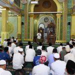 Maulid Nabi Muhammad SAW 1438H di Masjid Al mujahidin Jl Jendral