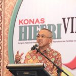 Gubri Buka Kongres Nasional Himpunan Endokrinologi Reproduksi dan Fertilitas Indonesia