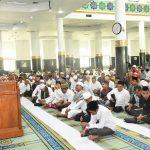 Tabligh Akbar Saatnya Umat Islam Bersatu di Masjid Raya Annur