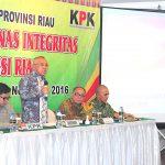 Workshop Tunas Integritas Provinsi Riau