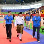 Kejuaraan Nasional Taekwondo Se Indonesia DANKORPASKHAS CUP IV Tahun 2016