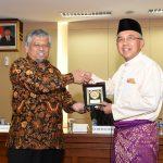 Pertemuan Pemprov Riau Dengan Komisi IX DPR RI