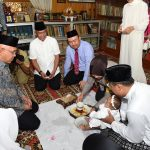 Gubri hadiri Doa Mengenang Tahun Wafatnya Alm Tenas Effendi & Syukuran Kelahiran