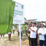 Gubri Canangkan Aksi Serentak Menanam Pohon dan Penghijauan serta Konservasi Alam Prov riau