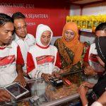 Peresmian E-Warong KUBE-PKH Koperasi Masyarakat indonesia Sejahtera