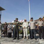 Apel Siaga Darurat Bencana Asap Akibat Kebakaran Hutan Dan Lahan Di Prov Riau