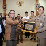 Pertemuan Komisi VIII DPR RI Dengan Pemprov Riau