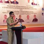 Pelantikan DPD ADEI Riau & Seminar Nasional Asosiasi Digital Entreprenuer Indonesia (ADEI) Prov. Riau