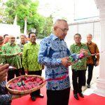 Gubri hadiri peresmian kantor Sekretariat HKTI Prov Riau
