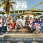 Gubri Bersama Komunitas Pariwisata Kunjungi Wisata sejarah Pekanbaru
