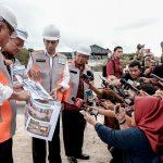 Presiden: Fungsikan Waduk Muara Nusa Dua Sebagai Obyek Wisata
