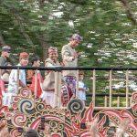 Jokowi Ramaikan Pawai Pesta Kesenian Bali 2019