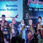 Kejayaan Kerajaan Masa Lalu Jadi Inspirasi Festival Sriwijaya 2019
