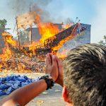 Festival Bakar Tongkang Datangkan Manfaat Ekonomi Masyarakat Riau