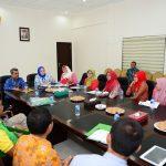 Rapat Persiapan Aksi Perempuan Menanam dan Pelihara Pohon