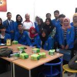 Mahasiswa Fikom UIR Field Trip Kunjungi Redaksi RiauInfo