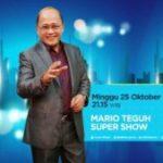 MNCTV Tampilkan Mario Teguh, Minggu