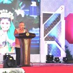 Galeri: Plt Gubri beserta Isteri hadiri Welcome Party Penarikan Undian Simpeda Nasional BPD Se Indonesia
