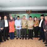 Pertemuan Pemprov Riau dengan DPR RI