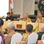 Galeri: Plt Gubri Pimpin Forum Konsultasi Publik Provinsi Riau Tahun 2016