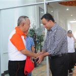 Galeri: Plt Gubri lepas keberangkatan Mendikbud RI di Vip Lancang Kuning SSK II