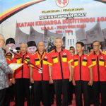 Galeri: Plt Gubri kukuhkan DPP IKBA Prov Riau 2016 – 2021