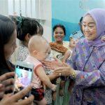 Galeri: Plt Ketua TP PKK Riau membuka Peningkatan Kompetensi NAPI di LAPAS 2016