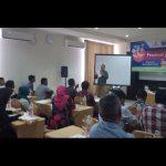 Chevron Taja Pelatihan Promosi Via Ujung Jari