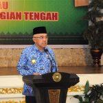 Galeri: Plt Gubri Hadiri Ramah Tamah Pemprov Riau dengan BEM FISIP Se-Sumbagteng