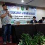 PWI Riau Rencanakan Ikuti Semua Cabor Porwanas 2020