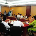 Rapat Persiapan Ground Breaking Pembangunan Jalan TOL & Peresmian PLTU