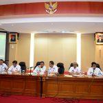 Rapat Realisasi Fisik dan Keuangan Pemprov Riau T.A 2016