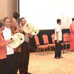 Sekda Prov Riau hadiri Pembukaan Rembuk Integritas Nasional di H Aryaduta