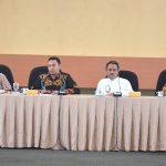 Pelaksanaan Anggaran Pendapatan dan Belanja Daerah Prov Riau TA 2017 di Jakarta