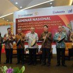 """Galeri: Plt Gubri Buka Acara Seminar Nasional """"Strategi BPD dalam Menghadapi Implementasi Peraturan Menteri Keuangan 235 Tahun 2015"""""""